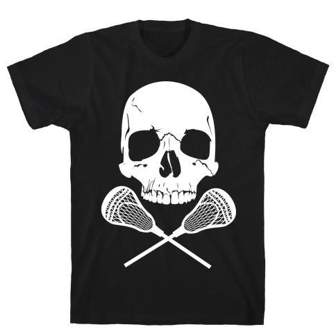 Lacrosse Bones T-Shirt