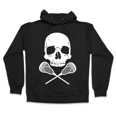 Lacrosse Bones Hooded Sweatshirt