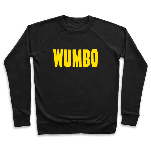 Wumbo Pullover