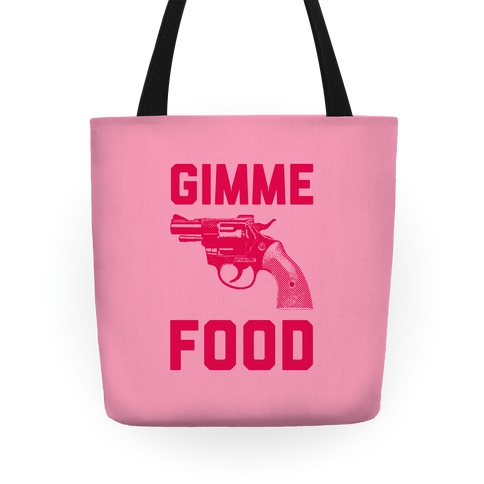 Gimme Food Tote