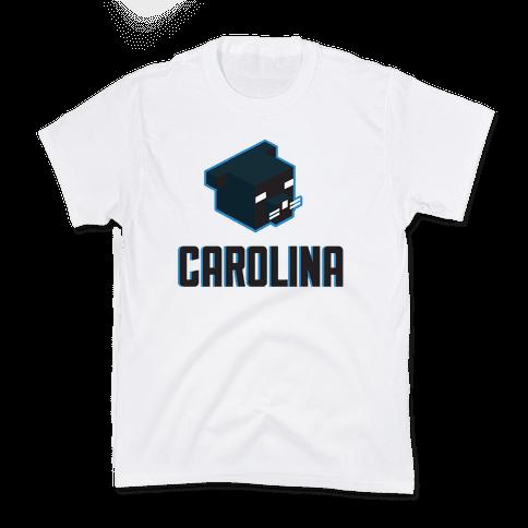 Carolina Blocks Kids T-Shirt