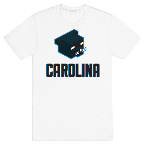 Carolina Blocks Mens T-Shirt
