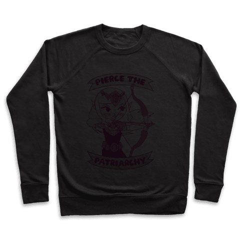 Pierce The Patriarchy Pullover