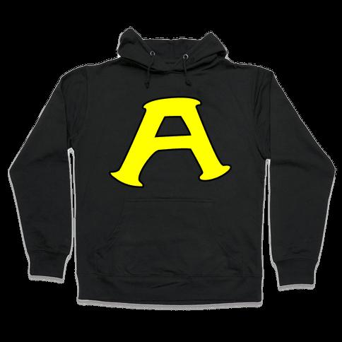 Ace (Gay Duo Couple) Hooded Sweatshirt