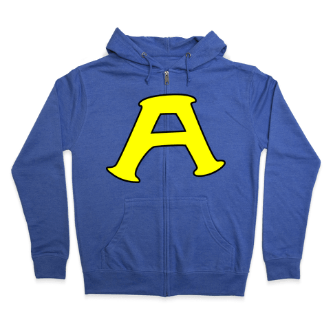 Ace (Gay Duo Couple) Zip Hoodie