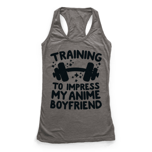 Training to Impress My Anime Boyfriend