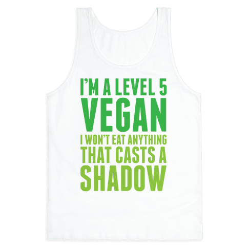 Level 5 Vegan