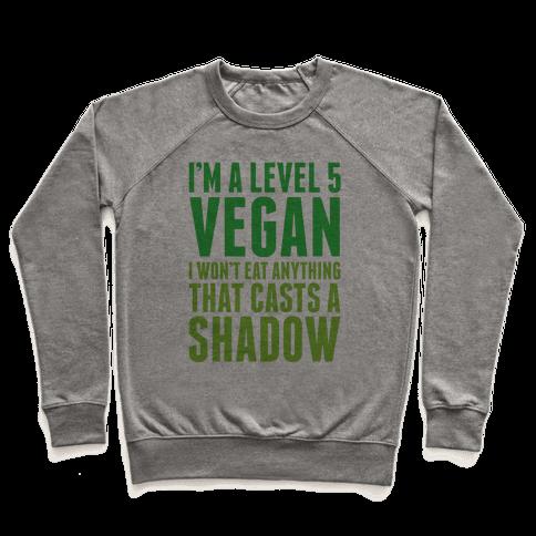Level 5 Vegan Pullover