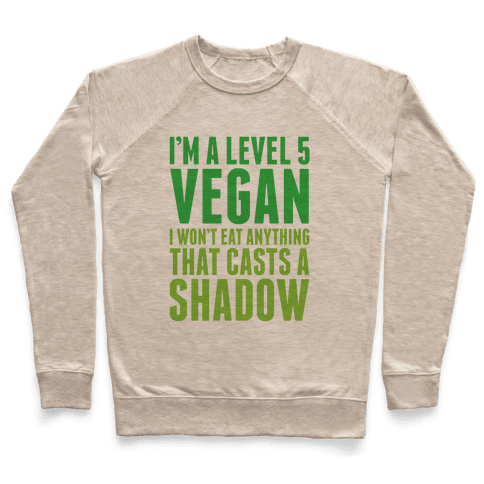 Level 5 Vegan Pullover