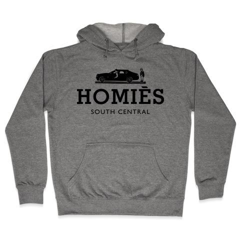 Homies Hooded Sweatshirt