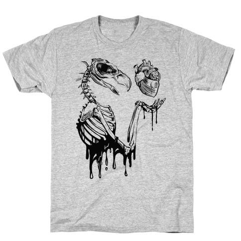 Heart Vulture T-Shirt