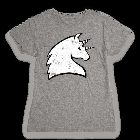Pandora Unicorn Womens T-Shirt