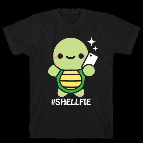 Shellfie Mens T-Shirt