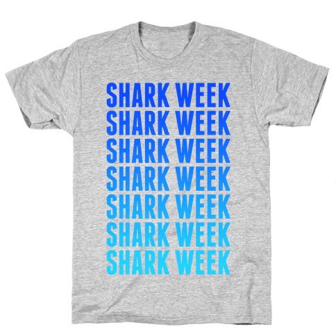 Shark Week Mens T-Shirt