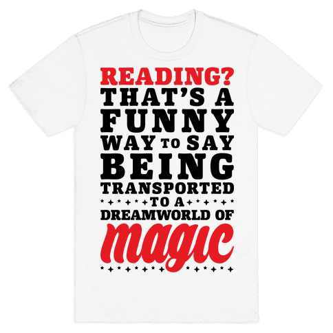 Reading? You Mean Dreamworld Of Magic