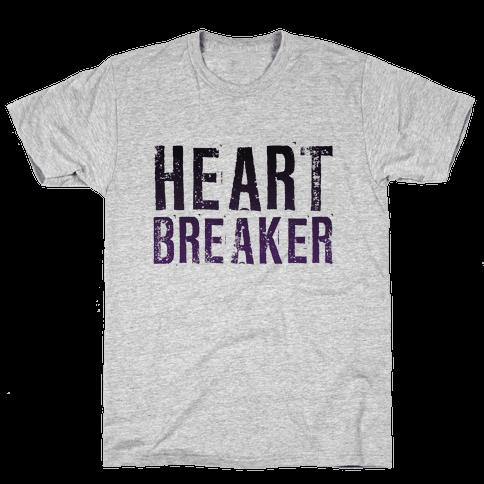Heart Breaker Mens T-Shirt