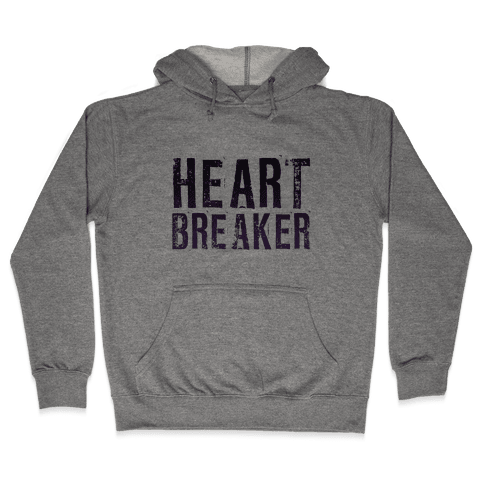 Heart Breaker Hooded Sweatshirt