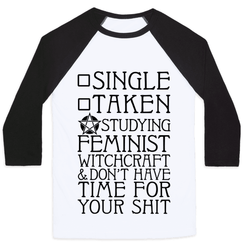 Single, Taken, Studying Feminist Witchcraft