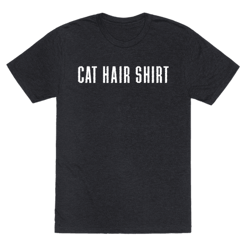 Cat Hair Shirt