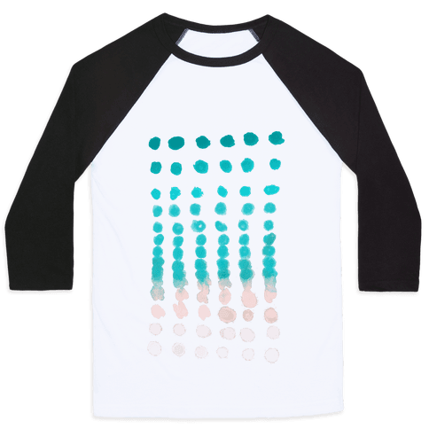 Summer Window Baseball Tee