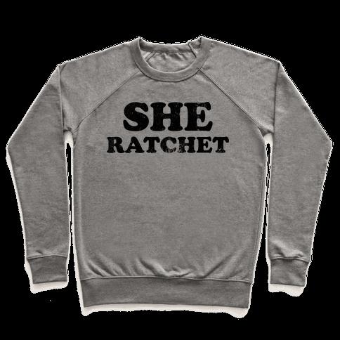 She Ratchet (Tank) Pullover