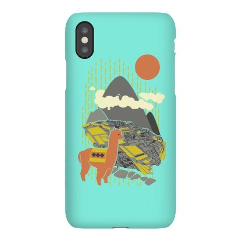 Machu Picchu Phone Case