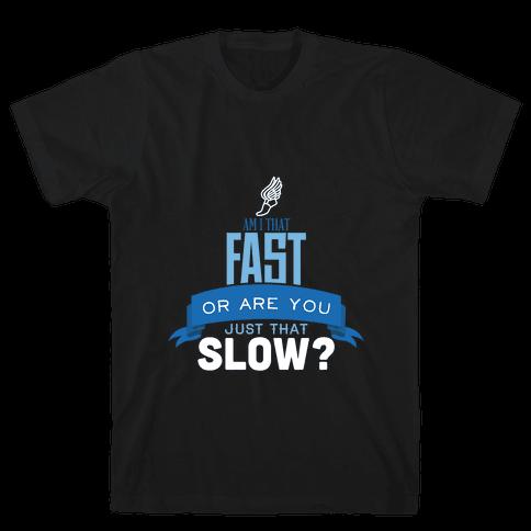 Fast Tank Mens T-Shirt