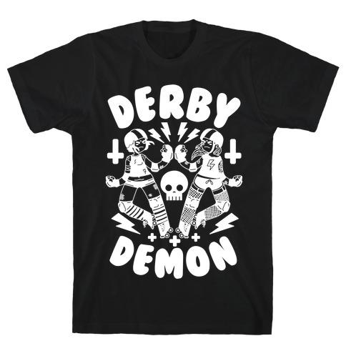 Derby Demon Mens/Unisex T-Shirt