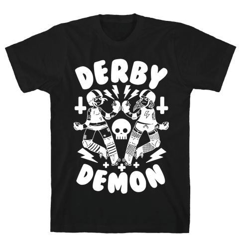 Derby Demon Mens T-Shirt