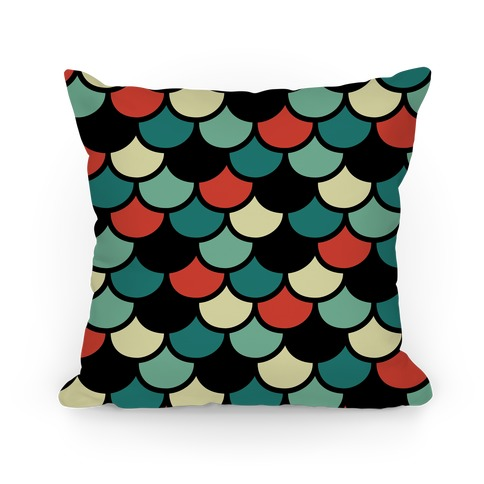 Scales Pillow
