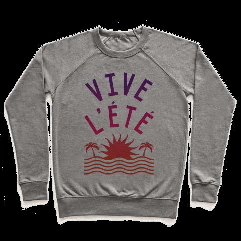 Vive L'Ete Pullover