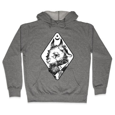 Proper Buffalo Captain Hooded Sweatshirt