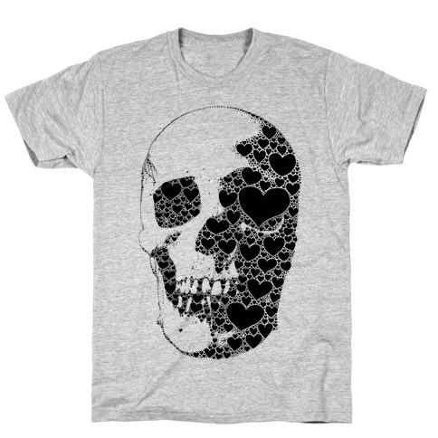Heart Skull T-Shirt