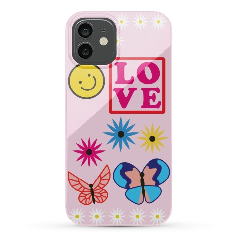 Willow's Ugly Pink Sweater Phone Case