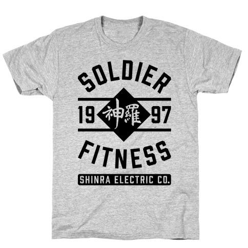 bb5662d8670273 Junker Fitness T-shirts