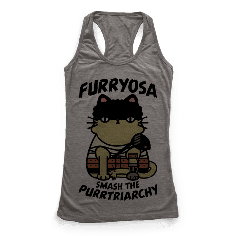 Furryosa Smash the Purrtriarchy