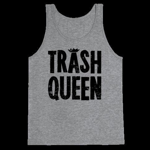 Trash Queen Tank Top