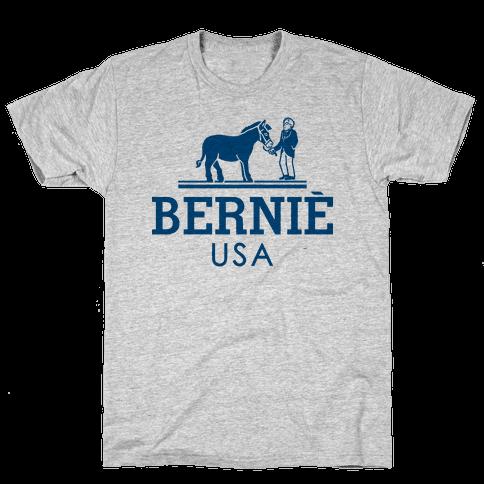 Bernie Sanders USA Fashion Parody