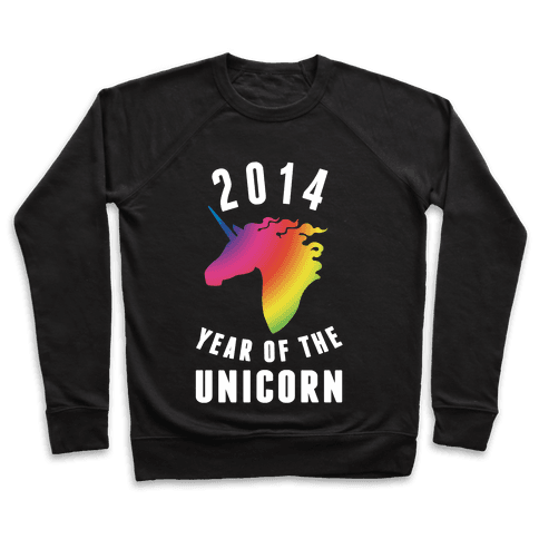 2014 Year of the Unicorn Pullover