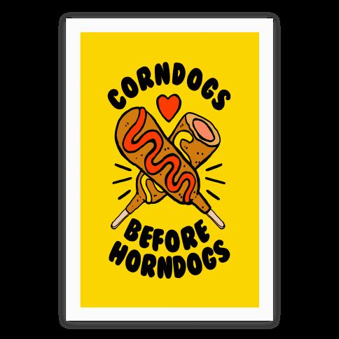 Corndogs Before Horndogs