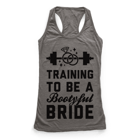 Training To Be A Bootyful Bride