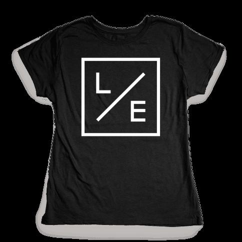 Lie Womens T-Shirt