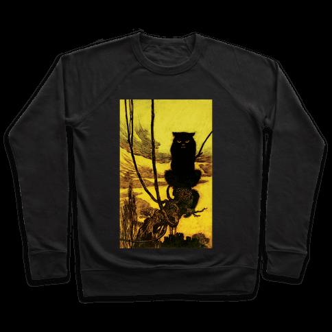 Black Cat Pullover