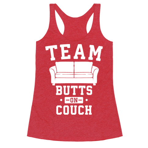 Team Butts on Couch