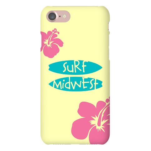 Surf Midwest Phone Case