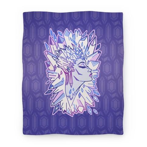 The Snow Queen Blanket