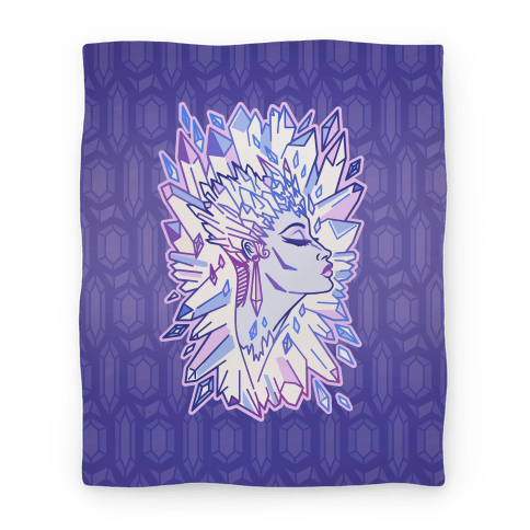 The Snow Queen Blanket