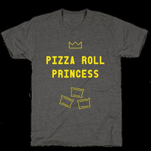 Pizza Roll Princess