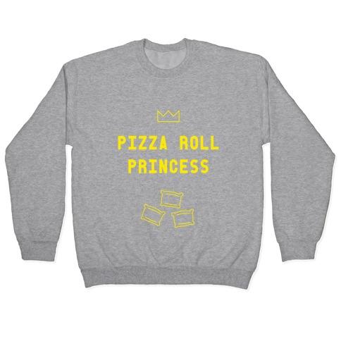 Pizza Roll Princess Pullover