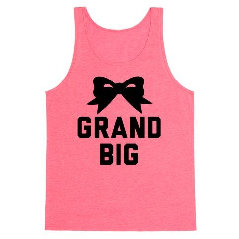 Grand Big Tank Top